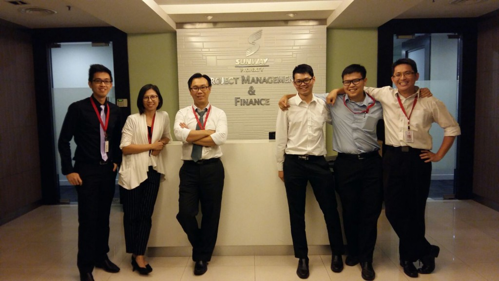 Project Managers Involved in Sunway Velocity