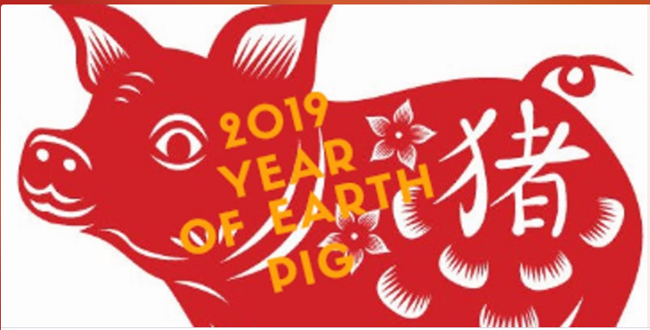 Outlook For The Year Of The Earth Pig 2019 Productivity Tools For